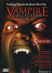 Vampire Collection, Volume 2 (The Vampire's Night