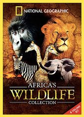 Africa's Wildlife Collection (6-DVD Giftset)
