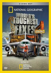 World's Toughest Fixes - Season 2 (3-DVD)