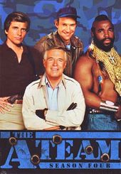 The A-Team - Season 4 (3-DVD)