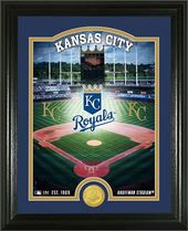 "Baseball - MLB - Kansas City Royals ""Stadium"""