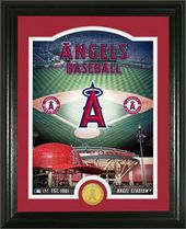 "Baseball - MLB - Los Angeles Angels ""Stadium"""