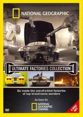National Geographic - Ultimate Factories