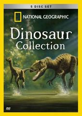 National Geographic - Dinosaur Collection (5-DVD)