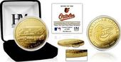 "Baseball - MLB - Baltimore Orioles ""Stadium"" Gold"