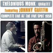 Complete Live At The Five Spot 1958 (2-CD)
