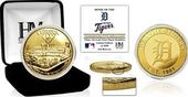 "Baseball - MLB - Detroit Tigers ""Stadium"" Gold"