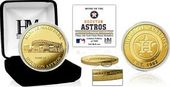 "Baseball - MLB - Houston Astros ""Stadium"" Gold"