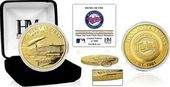 "Baseball - MLB - Minnesota Twins ""Stadium"" Gold"
