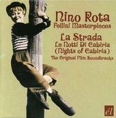 Fellini Masterpieces: La Strada / Nights Cabiria