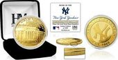 "Baseball - MLB - New York Yankees ""Stadium"" Gold"