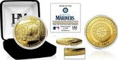 "Baseball - MLB - Seattle Mariners ""Stadium"" Gold"