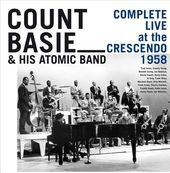 Complete Live at the Crescendo 1958 (5-CD)