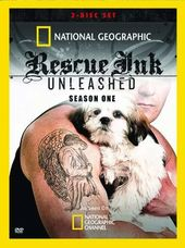 Rescue Ink Unleashed - Season 1 (3-DVD)