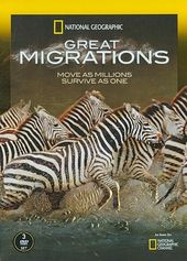 National Geographic - Great Migrations (3-DVD)