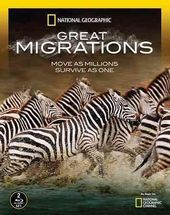 National Geographic: Great Migrations (Blu-ray)