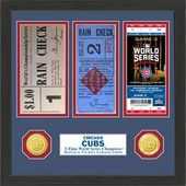 Baseball - MLB - Chicago Cubs World Series Ticket