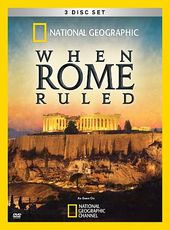 National Geographic - When Rome Ruled (3-DVD)
