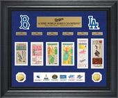 Baseball - MLB - Los Angeles Dodgers World Series