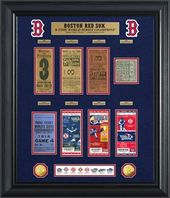 Baseball - MLB - Boston Red Sox World Series