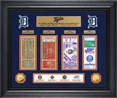Baseball - MLB - Detroit Tigers World Series