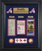 Baseball - MLB - Atlanta Braves World Series