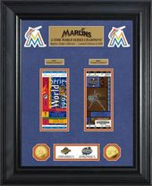 Baseball - MLB - Miami Marlins World Series