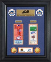 Baseball - MLB - New York Mets World Series