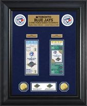 Baseball - MLB - Toronto Blue Jays World Series