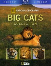 National Geographic - Big Cats Collection
