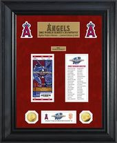 Baseball - MLB - Los Angeles Angels World Series