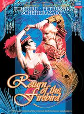 Bolshoi Ballet - Return of the Firebird