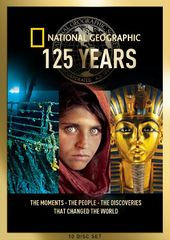 National Geographic: 125 Years Collection (10-DVD)