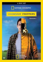Doomsday Preppers - Season 2 (4-DVD)