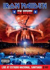 Iron Maiden - En Vivo: Live at Estadio Nacional,