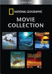 National Geographic - Movie Collection (5-DVD)