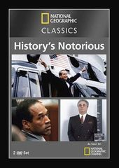 National Geographic - History's Notorious (2-DVD)