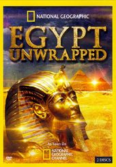 National Geographic - Egypt Unwrapped (2-DVD)