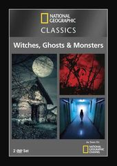 National Geographic - Witches, Ghosts & Monsters