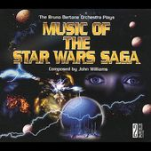 Music of the Star Wars Saga (2-CD)