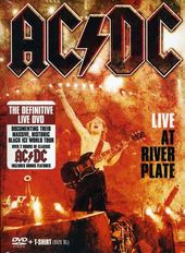 AC/DC: Live at River Plate (With XL T-shirt)