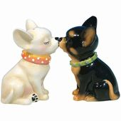 Puppy - Chihuahuas - Salt & Pepper Shakers