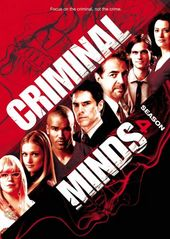 Criminal Minds - Season 4 (7-DVD)