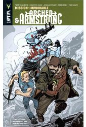 Archer & Armstrong 5: Mission: Improbable