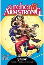 Archer & Armstrong: The Complete Classic Omnibus