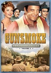 Gunsmoke - Season 3 - Volume 2 (3-DVD)