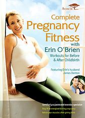 Complete Pregnancy Fitness (2-DVD)