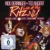 Live at the Ritz, NY (CD + DVD)
