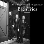 Bach Trios (With Chris Thile & Edgar Meyer - 2LPs)