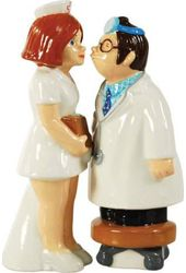 Doctor & Nurse - Salt & Pepper Shakers